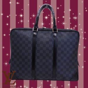 「【高価買取】LOUIS VUITTON (ルイヴィトン) メンズビジネスバッグを買取しました」のアイキャッチ